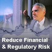 Reduce finacial and regulatory risk